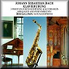 Bob Gallway - Partitas for Alto Saxophone and Keyboard