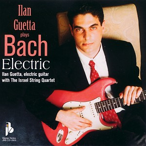 Ilan Guetta plays Bach Electric