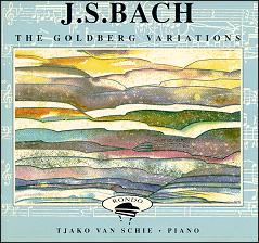 Tjako van Schie - The Goldberg Variations